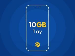 Satın Al 10 GB İnternet Paketi+10 GB Hafta Sonu Hediyeli