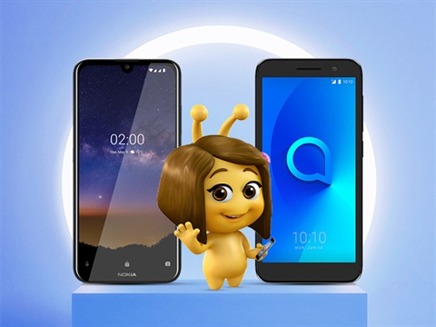Kurumsal Alcatel ve Nokia Akıllı Telefon Kampanyası