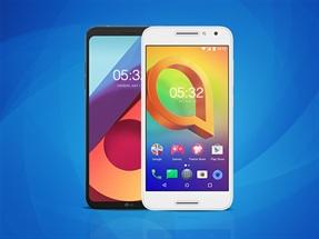 LG ve Alcatel Kurumsal Akıllı Telefon Kampanyası