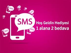 Dijital Mesajlaşma Servisleri Ön Ödemeli Yeni Müşteri Kampanyası