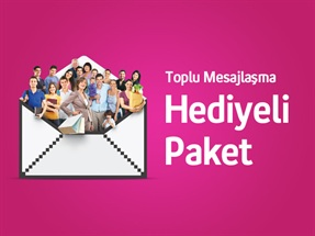 Dijital Mesalaşma Servisleri Hediyeli Mesaj Kampanyası