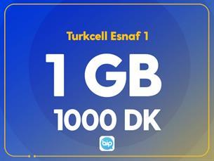 Satın Al Turkcell Esnaf 1