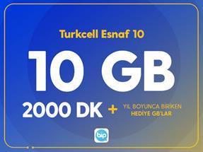 Turkcell Esnaf 10