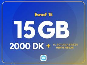 Turkcell Esnaf 15