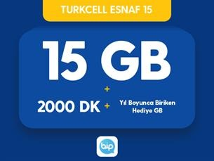 Satın Al Turkcell Esnaf 15