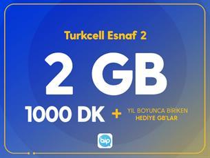 Satın Al Turkcell Esnaf 2