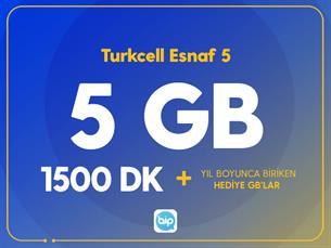 Satın Al Turkcell Esnaf 5