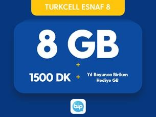 Satın Al Turkcell Esnaf 8