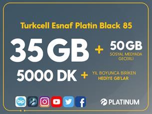 Satın Al Turkcell Esnaf Platin 85