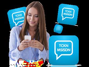 TCKN'den MSISDN Sorgulama Servisi