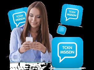 TCKN ve MSISDN Sorgulama Servisi