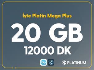Satın Al İşte Platin Mega Plus