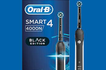 Oral-B Smart 4000 Şarj Edilebilir Diş Fırçası