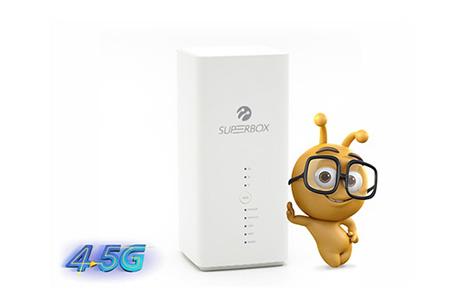 Superbox 4.5G İnternet Kampanyası