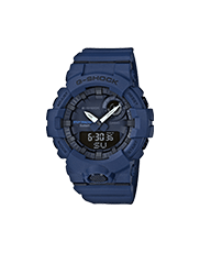 Casio GBA-800 G-Squad Adımsayar Kol Saati