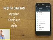 Turkcell T60 ile İnternete Nasıl Bağlanılır?