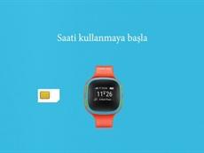 Alcatel Move Time Akıllı Çocuk Saati
