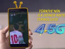 Türkiye'nin ilk Akıllı Döner Anten Teknolojisi Turkcell'den!