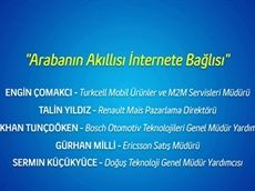 Arabanın Akıllısı İnternete Bağlısı – Turkcell Teknoloji Zirvesi 2016