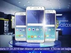 Samsung J serisi –Haziranda Ödemeye Basla Kampanyası