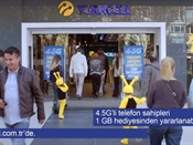 Daha da Hızlı Film İzlemek İçin 4.5G SIM Kartlarınız Turkcell'de