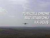 Uçan Baz İstasyonu Dronecell