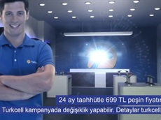 General Mobile Android One Turkcell'de