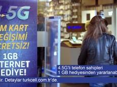 Görüntülü Konuşma Keyfini Artırmak İçin 4.5G SIM Kartlarınız Turkcell'de