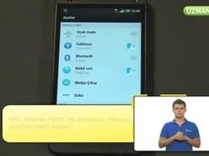 HTC One'da MMS Multimedya Mesajı Ayarları Nasıl Yapılır?