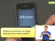 iPhone Kurulumu ve Cihaz Aktivasyonu Nasıl Yapılır?