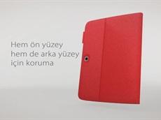 Logitech Samsung Galaxy Tab3 7 Folio Koruyucu Kılıf
