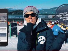 Turkcell Platinum Kartalkaya'da Tatilcilerin Yanında!