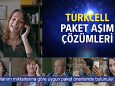 Şimdi Turkcell'de Birbirinden Avantajlı Paket Aşım Çözümleri Var