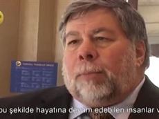 Steve Wozniak @ Turkcell Teknoloji Zirvesi