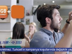 Turkcell Hazır Kart'la Doya Doya İnternet