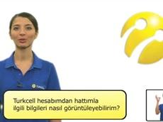 Turkcell Hesabımdan Hattımla İlgili Bilgileri Nasıl Görüntüleyebilirim?