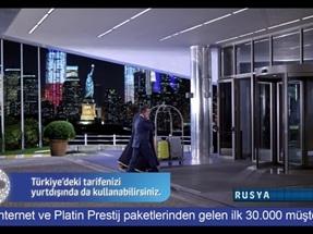Turkcell Platinum ile Yurtiçi Tarifeniz Yurtdışında da Geçerli