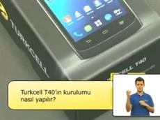 Turkcell T40'ın Kurulumu Nasıl Yapılır?
