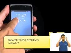 Turkcell T40'ın Özellikleri Nelerdir?
