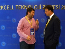 Turkcell Teknoloji Zirvesi İlker Kuruöz