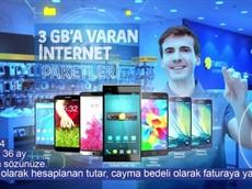Turkcell'den Akıllı Telefonlarda Avantajlarla Dolu Kampanya