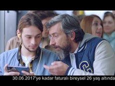 Turkcell'den gençlere internetinden yemeyen TV+ GNÇ Paketlerinde!