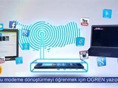 Turkcell'liye Wi-Fi Keyfi