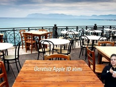 Ücretsiz Apple ID Alımı