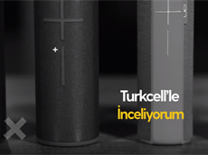 Turkcell'le İnceliyorum   Yeni UE Boom 3 Nasıl gözüküyor? Ne özellikleri var?