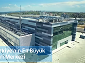 Türkiye'nin En Büyük Veri Merkezi