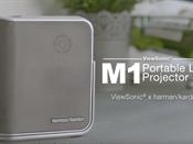 ViewSonic M1 Taşınabilir Projeksiyon Cihazı