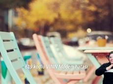 VINN Modem 619 Hatası