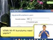 VINN Wi-Fi Kurulumu Nasıl Yapılır?